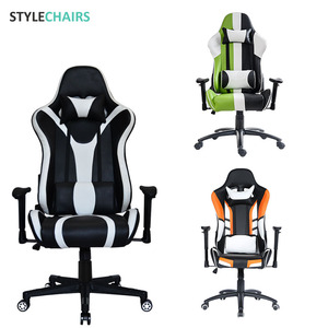 Cheap Ergonomic Swivel PC Gaming Chair For Internet Cafe