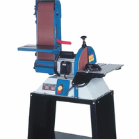 Electric woodworking belt Disc Sander machine