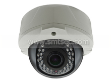2.8-12mm POE 1.0MP 720P IP Camera Dome P2P Network ONVIF CCTV Outdoor Security IR Night Vision (SIP-HSE21P)