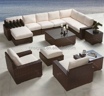 Rattan Divano Per Esterni E Mobiliin Rattan - Buy Product on ...