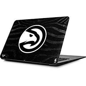 NBA Atlanta Hawks MacBook Air 11.6 (2010/2013) Skin - Atlanta Hawks Black Animal Print Vinyl Decal Skin For Your MacBook Air 11.6 (2010/2013)