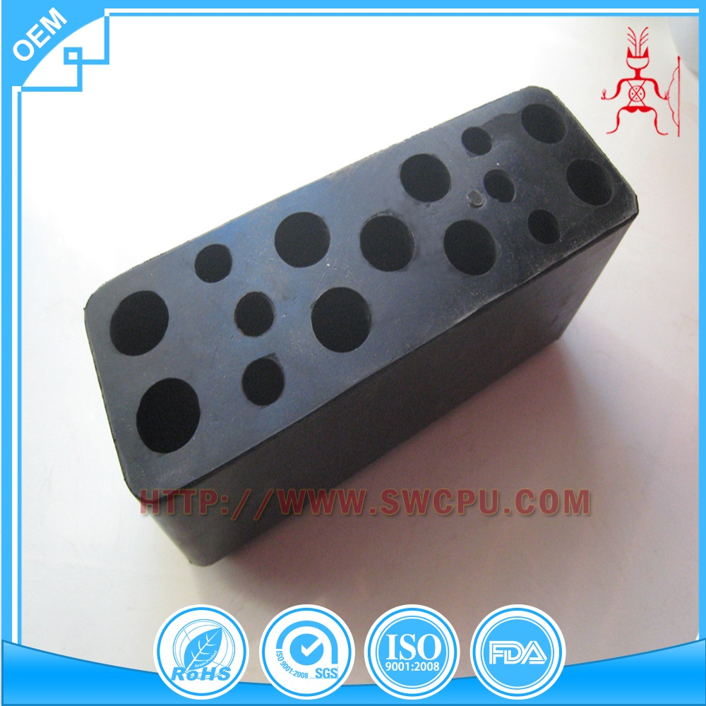 OEM Custom Rubber Bumpers for Ports