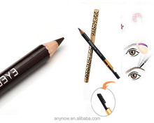 Sexy Léopard naturel eyeliner double porter rester sur place <span class=keywords><strong>crayon</strong></span> <span class=keywords><strong>pour</strong></span> <span class=keywords><strong>les</strong></span> <span class=keywords><strong>yeux</strong></span>