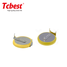 Tcbest ספק סוללה 3 v <span class=keywords><strong>cr2450</strong></span> ליתיום <span class=keywords><strong>מטבע</strong></span> לחצן <span class=keywords><strong>תא</strong></span>