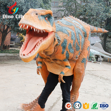 Activity Show Realistic Walking With T rex Dinosaur Costume