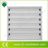 Free Standing roof mounted industrial wall exhaust fan covers