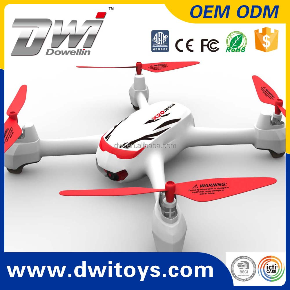 DWI X20 GPS FPV RC quadcopter drone with hd camera with WIFI FPV and 720P camera
