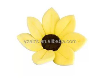 Blooming Bath Infant Bath Canary Yellow Plush Play Mat