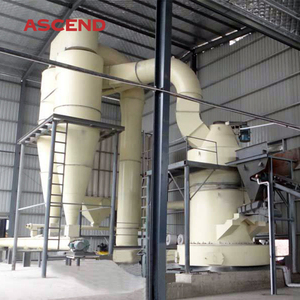 barite marble feldspar limestone calcite grinding mill plant and powder making machine