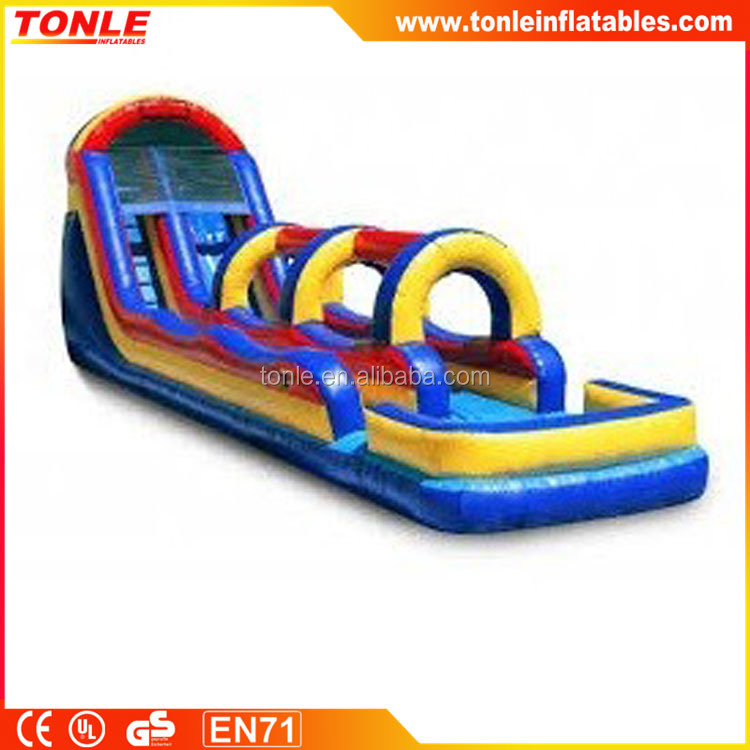 18ft Giant Slip n Dip inflatable water slide