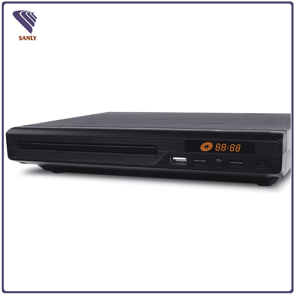 Multifuncional Menor em Casa CD VCD DVD player