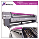 Cheap 3.2m outdoor digital flex banner printing machine price , X-roland dx7 printhead eco solvent printer