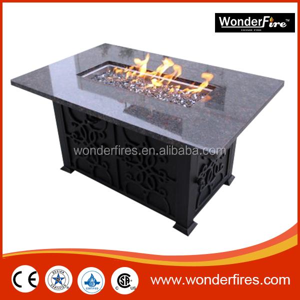 au en rechteck gas feuerstelle system feuerschale schiefer. Black Bedroom Furniture Sets. Home Design Ideas