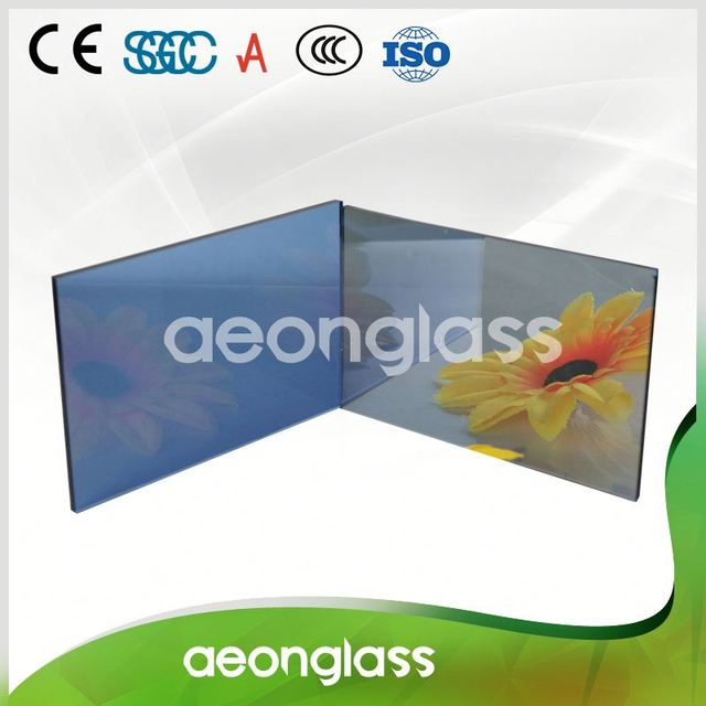High Quality Transparent Float Clear Tempered Stained Glass Sheet