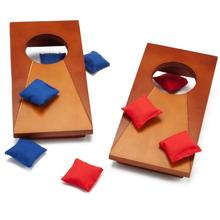 Especialista Mini Tabletop Toss Cornhole <span class=keywords><strong>Jogo</strong></span> Set