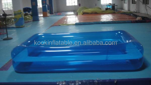 Durable Large Adult Inflatable swimming Pool pvc pool for family swimming