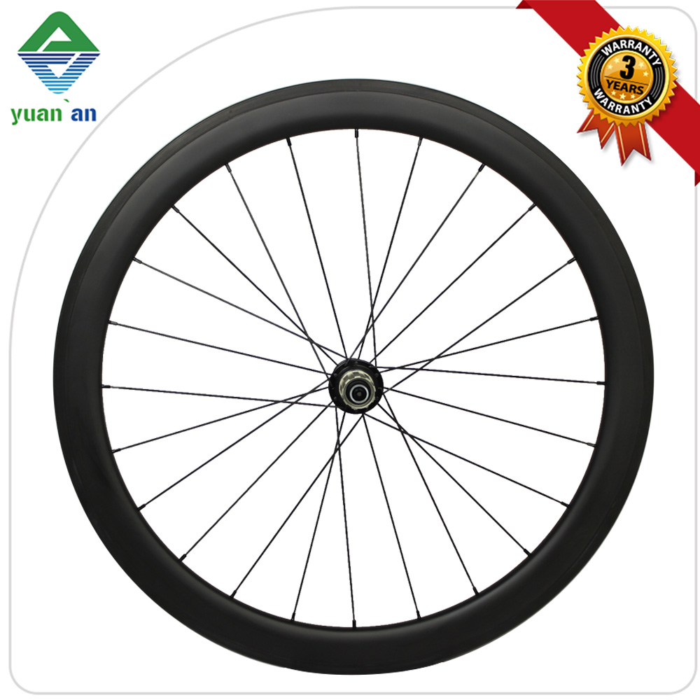 Toray t700 triathlon 60mm carbone tubeless ready carbone vélo de route roues 700c time trial bike carbone roues