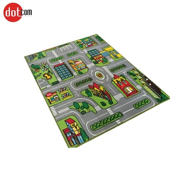 New Most Popular Kids Car Play Soft Mat For Activity