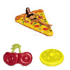 inflatable pineapple floats ride-on Summer Water Sport For Adult swimming Ring