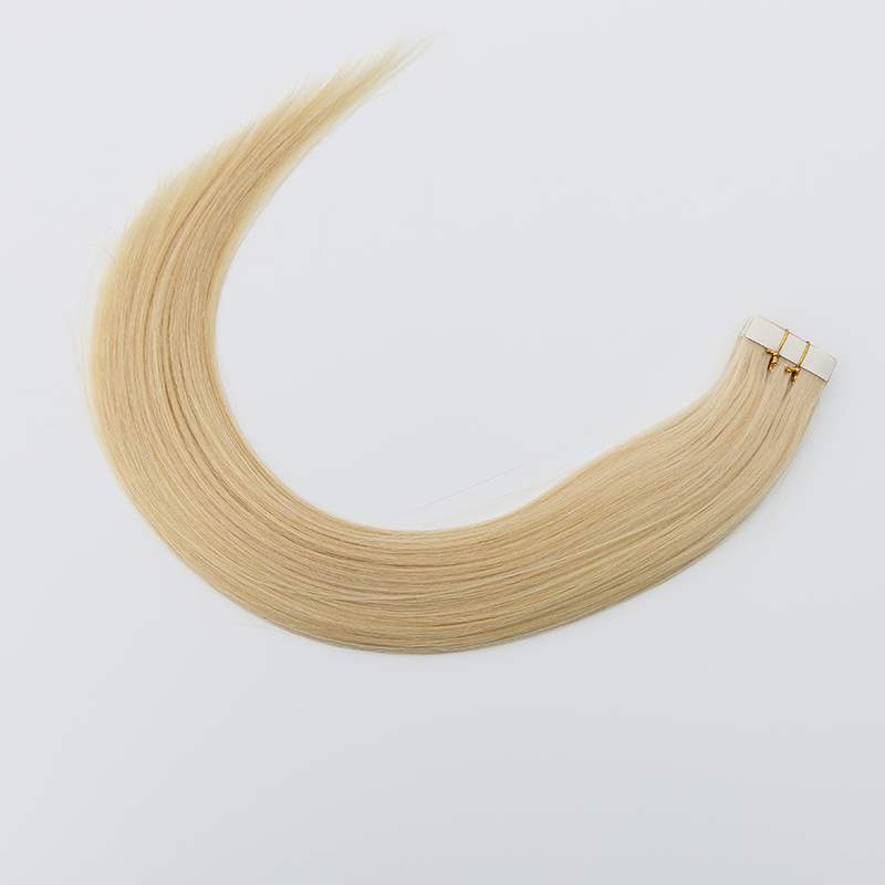 "Keratin human fusion 16""-22"" hair tape in hair extensions"