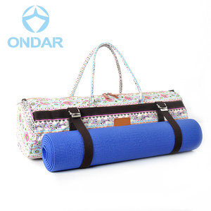 ECO Friendly Massage 62*19*19cm Yoga Tote Mat Carry Bag
