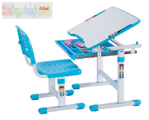 Buy kids furniture desk Children learning table height adjustable ...