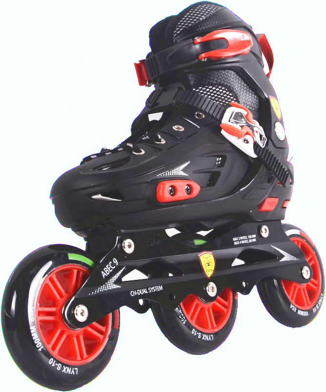 New Style Inline roller skates adult wholesale speed roller Skating 608 bearing roller skate