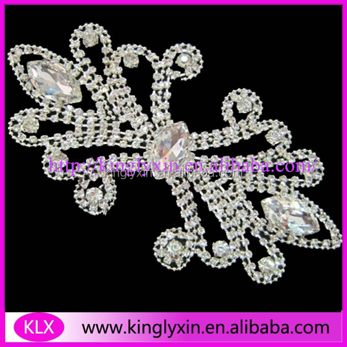 Bridal applique pattern