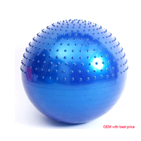Good price for sale Best Price OEM 45/55/65/75/85cm 2mm thickness printed PVC Yoga Ball factory