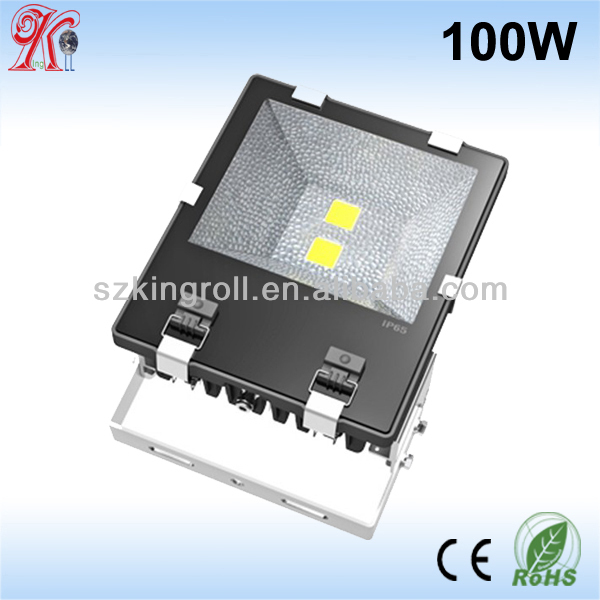heat sink for 100w high power led flood light lamp