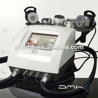 no side effect 5 In 1 Ultrasound Vacuum RF Body Slimming Machine