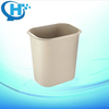 2014 14L reverse-edge fireproof hot sell deluxe hotel room dustbin