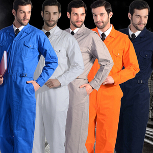 Cheap Industrial Work Coverall Uniform