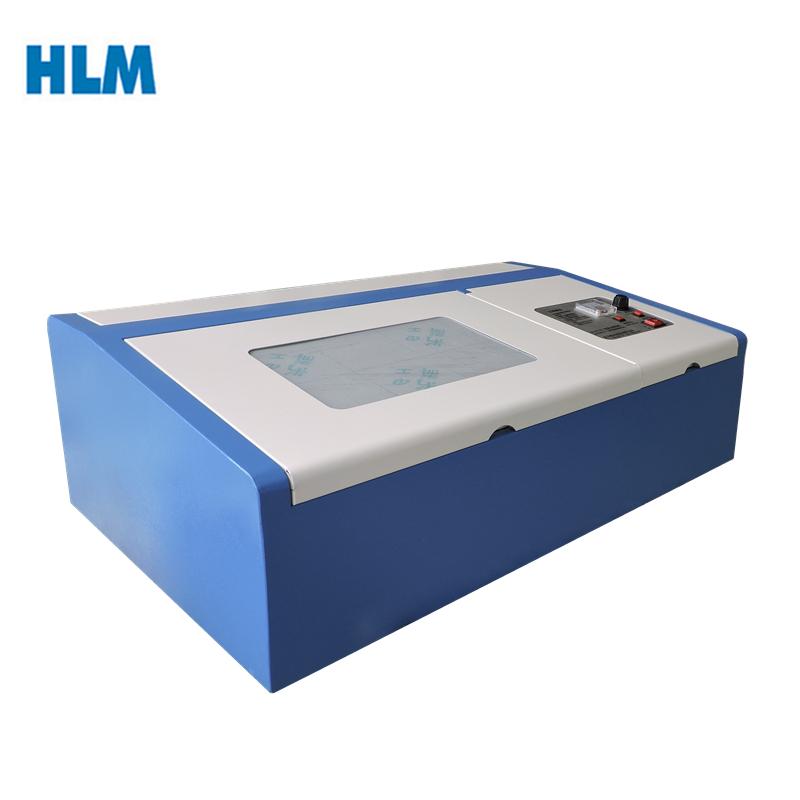 Desktop k40 k60 laser cutter for Rubber seal 3020 2030