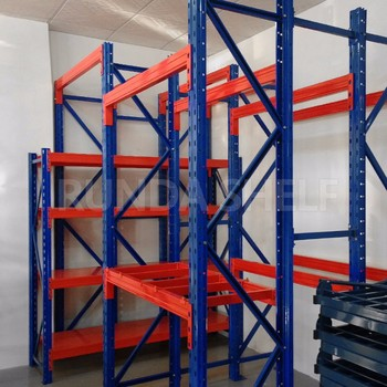 heavy duty shelf bracket and closet rod support for spare parts metal locker shelves - Heavy Duty Bookshelves