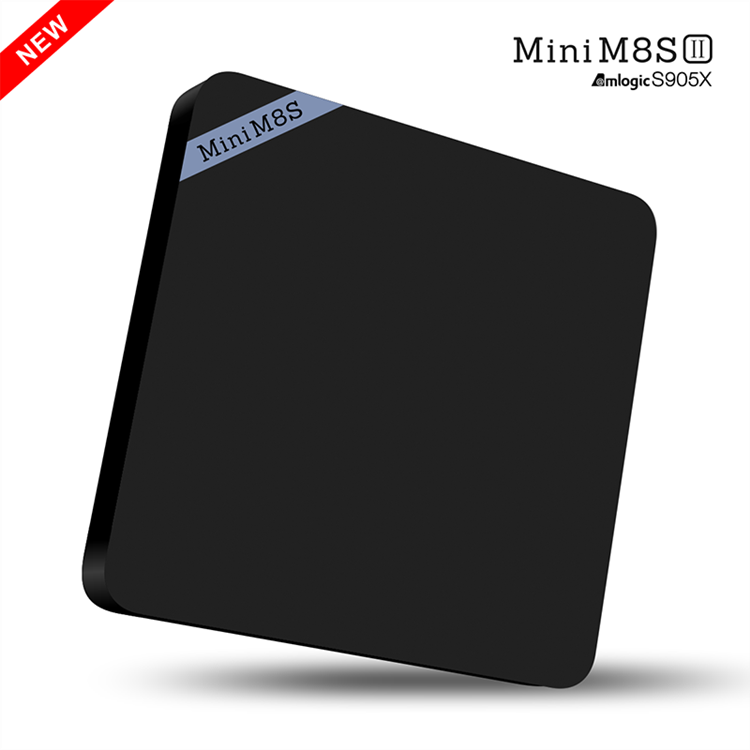Soyeer Android Tv Box Camera Mini M8Sii 2Gb 8Gb 4K S905 Android Smart S905X Tv Box M95