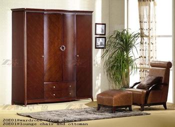 Stock Luxury Unique Classical Style 4,5,6 Door Mdf Wooden Bedroom Wardrobe  - Buy Bedroom Wardrobe,Bedroom Wardrobe Design,Bedroom Furniture 4 Door ...