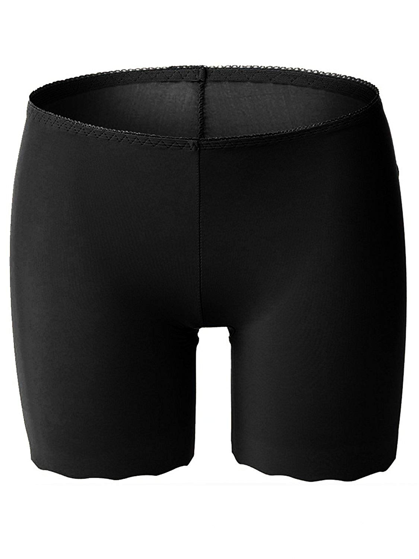 Santa Playa Viva M/éxico Super Soft Stretchy Peachy Briefs Tacos Hipster Fun Print Womens Underwear XL, White