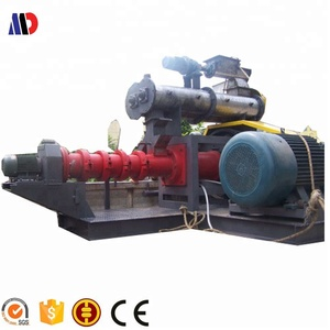 Cost-effective Dry Dog Food Extruder Animal Feed/Food Extruder
