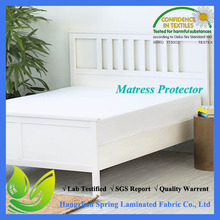 100 Waterproof Terry Cloth Mattress Protector- Allergy & Vinyl Free