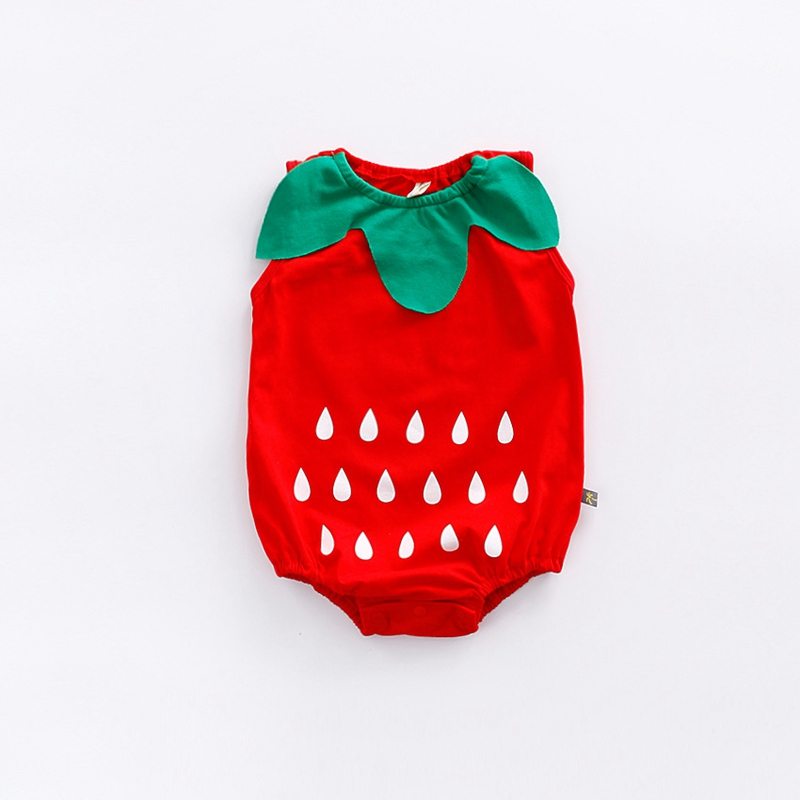 43cfeb9411ab Detail Feedback Questions about Summer Sleeveless Baby Bodysuit ...