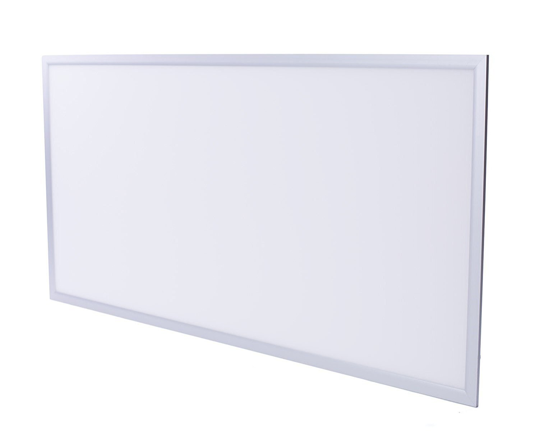 StudioPRO Office Industrial Home Energy Saving LED Light Panel Fixture Ultra Thin Bright 5000K 55W - 2 x 4 feet - Set of 2