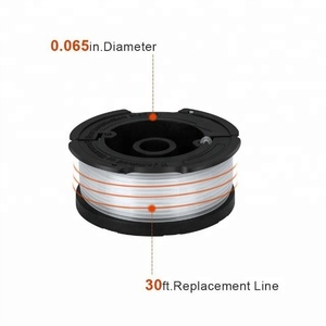 Replacement Spool Compatible with BLACK+DECKER AFS100 String Trimmer