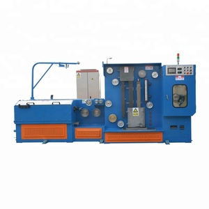 22DHT High quality fine brass wire drawing machine manufacturer