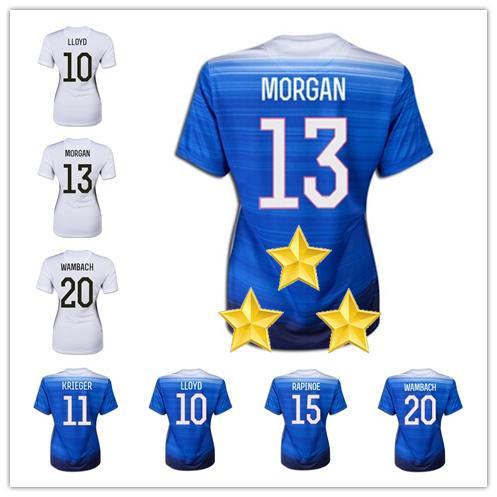 cheap for discount 57d7a 1af53 alex morgan youth soccer jersey 3 stars | PT. Sadya Balawan