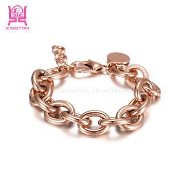 Best Er Fashionable Plated Stainless Steel Friendship Bangle Bracelets For Women