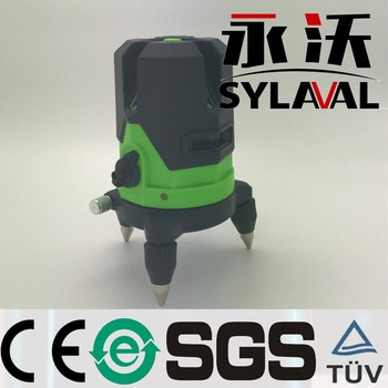 new NX500 4V1H professional self leveling cross line laser for survey