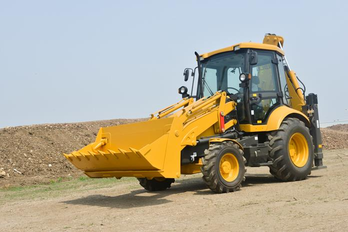 New design tractor backhoe B877 with low price for sale
