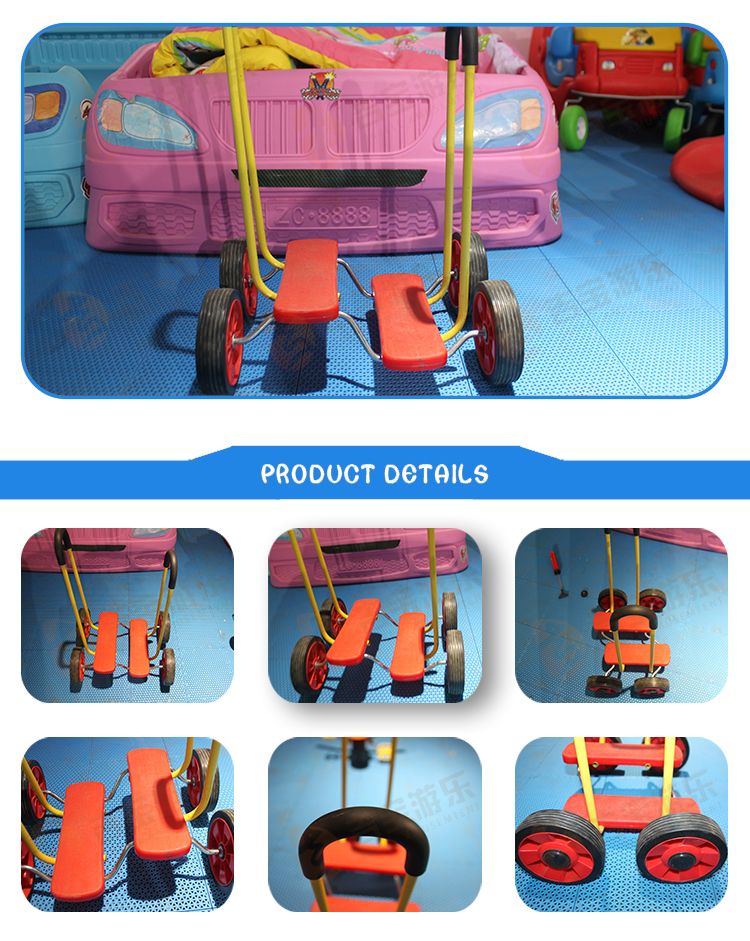 Hot sale simple safety durable children balance car
