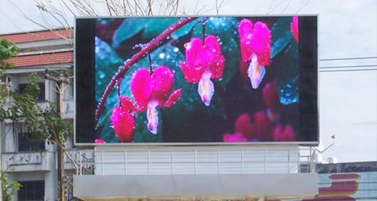 Outdoor Full Color LED Display P5 LED Display Screen Module